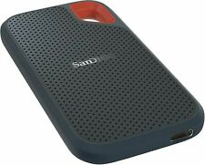 SanDisk Extreme Portable SSD 1 TB Up to 550 MB/s Read - RRP £159 - BARGAIN !