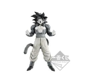 Dragon Ball GT SUPER MASTER STARS PIECE SS 4 SON GOKOU Goku Figure TONES JAPAN
