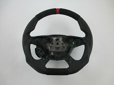 FORD Focus III mk3 Flat bottom INCLUDE Steering Wheel Volant Phone Cruise cont