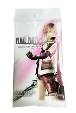 Final Fantasy Opus 5 Booster Pack Trading Card Game NEW CCG FF
