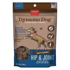 New listing Cloud Star Dynamo Dog Hip & Joint Treats – Grain Free Hip (14 oz. Bacon Cheese)