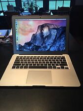 Macbook Air 13-inch early 2015, 4gb 1600 MHz DDR3, 1.6 GHz Intel Core i5