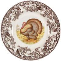 Spode WOODLAND Turkey Dinner Plate 4579828
