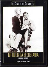 MI QUERIDA SECRETARIA de Charles Martin. España tarifa plana envíos DVD, 5 €