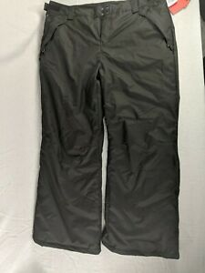 Women's Snow Pants Size 2X Black Zeroxposur Kohl's