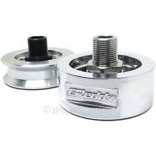 Greddy 12002802 Oil Filter Block Adapter Fits: Scion FRS Subaru BRZ Toyota 86