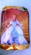 Disney Princess Cinderella 50th Anniversary Collector Doll - Sealed