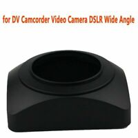 77mm Square Lens Hood Sun Shade Replacement for DV Camcorder Video Camera DSLR