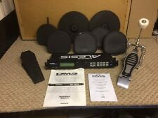 ALESIS DM5 electronic drum kit, Module included.
