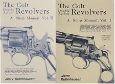 The Colt Double Action Revolvers: Volumes 1 & 2 by Jerry Kuhnhausen (2 Book Set)