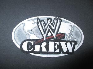 Rare 2008 WWE HD CREW Summer Tour (XL) T-Shirt
