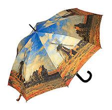 """Doppler art collection Auto Marche Parapluie-Calude Monet """"Moulins"""""""