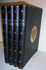 The Life of Our Lord Jesus Christ.1899 Complete 4 Volumes. By J. James Tissot