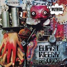 FRANK ZAPPA - BURNT WEENY SANDWICH  CD NEW+