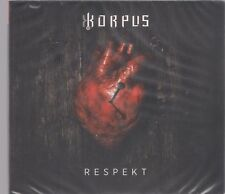 KORPUS - RESPEKT TOP RARE CD LOMBARD IRA OPEN FIRE TURBO KAT TSA STOS KREON