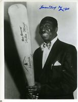 Cool Papa Bell Jsa Authenticated Signed 8x10 Photo Autograph