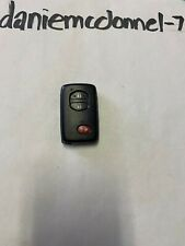 OEM Factory Keyless Entry Remote FOB Alarm Clicker Car For Toyota Key Fob Black