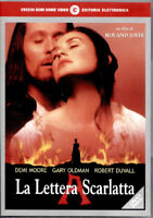 La Lettera Scarlatta (1995) DVD Nuovo Sigillato Demi Moore Robert Duvall N