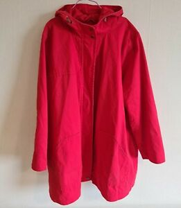 Ladies Jacket Size 24 EVANS 100% Cotton and Polyester