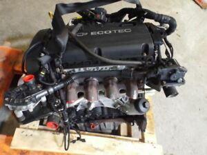 Engine 1.8L VIN G 8th Digit Opt Lwe Fits 13-18 SONIC 242905