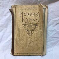 Harvest Hymns Singable Gospel Songs Book Robert H Coleman Church Revival Schools
