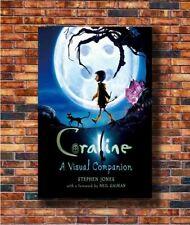 H503 Art Coraline Movie Pop -20x30 24x36in Poster - Hot Gift