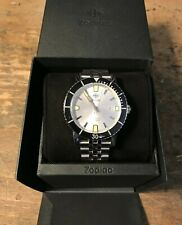 Zodiac SUPER SEA WOLF 53 COMPRESSION ZO9255 Orologio Automatico (IN GARANZIA)