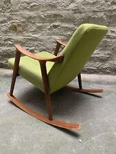 Danish Modern Teak Rocking Chair Wegner Hvidt Selig Aalto Eames Era