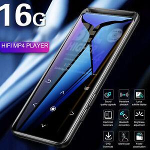 M6 Bluetooth 5.0 Reproductor de MP3 sin pérdidas Audio de alta fidelidad