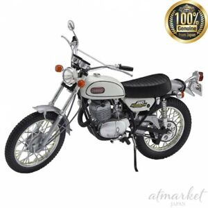 Yamaha Trail 250DT1 Mini motorcycle Plastic model SP371 1/10 Scale from JAPAN