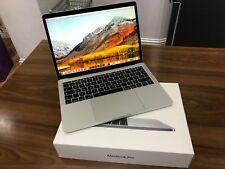 """Latest 2017 Apple MacBook Pro Retina 13"""", 2.3ghz i5, 8gb, 128gb (Silver) - Mint"""