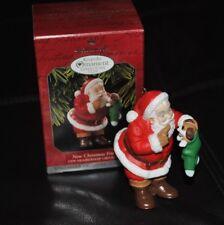 Hallmark Keepsake Collector's Club New Christmas Friend Christmas Tree Ornament