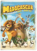 MADAGASCAR DVD ITA. DreamWorks