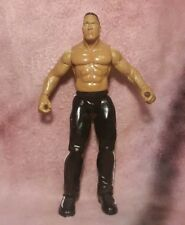 "WWF/WWE ""The Rock"" Figure - Titan Tron Live - 1999 Jakks Pacific - Wrestling"