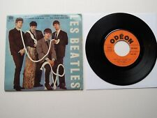 BEATLES EP ' I WANT TO HOLD YOUR HAND ' EP ODEON SOE 3745 MADE IN FRANCE