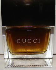 GUCCI POUR HOMME COLOGNE MEN EDT SPRAY 3.4 OZ / 100 ML  RARE UNBOXED BRAND NEW