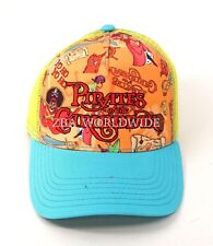 NEW Disney D23 2017 WDI Pirates of The Caribbean Snap Back Hat