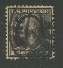 1909 US Stamp #342 $1 Used Very Fine Regular Issue