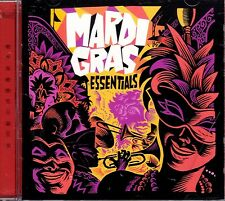 MARDI GRAS ESSENTIALS: SOUNDS OF BOURBON STREET NEW ORLEANS PARTY MUSIC CD! OOP!