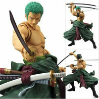 Anime One Piece POP RORONOA ZORO Figures Model Collection Toy In Box Gift 7""