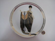 HOUSE OF ERTE GLAMOUR ART DECO LIMITED EDITION COLLECTORS PLATE FRANKLIN MINT