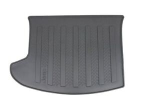 BLACK RUBBER CARGO MAT AREA TRAY 2011-2017 JEEP COMPASS/ PATRIOT. NEW!