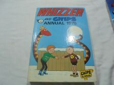WHIZZER and CHIPS 1975  Annual   -  Not CLIPPED