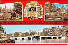 BG5412 amsterdam magere brug ship bateaux music  netherlands