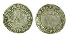s49_6)  OSTFRIESLAND Enno II 1528-1540 Dicker Penning (1/4 Taler)