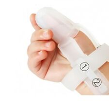 Silicone Thumb Sucking Stop Finger Guard For Baby Kids Under 5 years Old