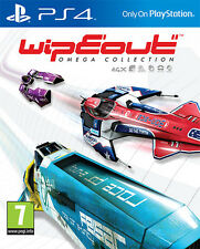 Wipeout Omega Collection PS4 Playstation 4 IT IMPORT SONY COMPUTER ENTERTAINMENT