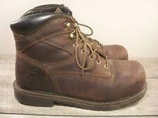 Red Wing Irish Setter 83624 Farmington King Steel Toe Mens Leather Work Boots 10