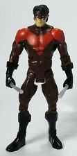 DC Universe Classics Nightwing Red Variant Toys R Us Exclusive