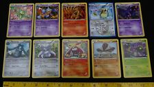 Lot of 20 Pokemon Cards All Rare